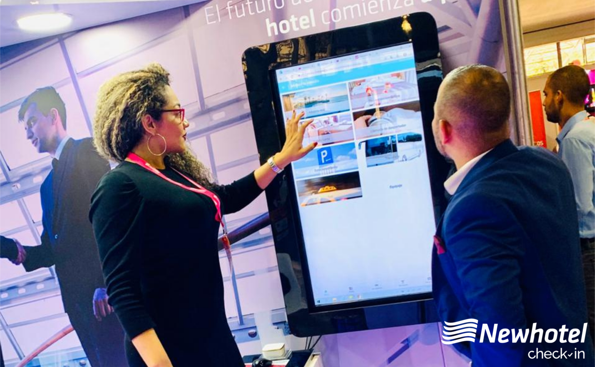 Newhotel apresenta, em Medellín, aplicativos mobile da nova geração Cloud HTML5
